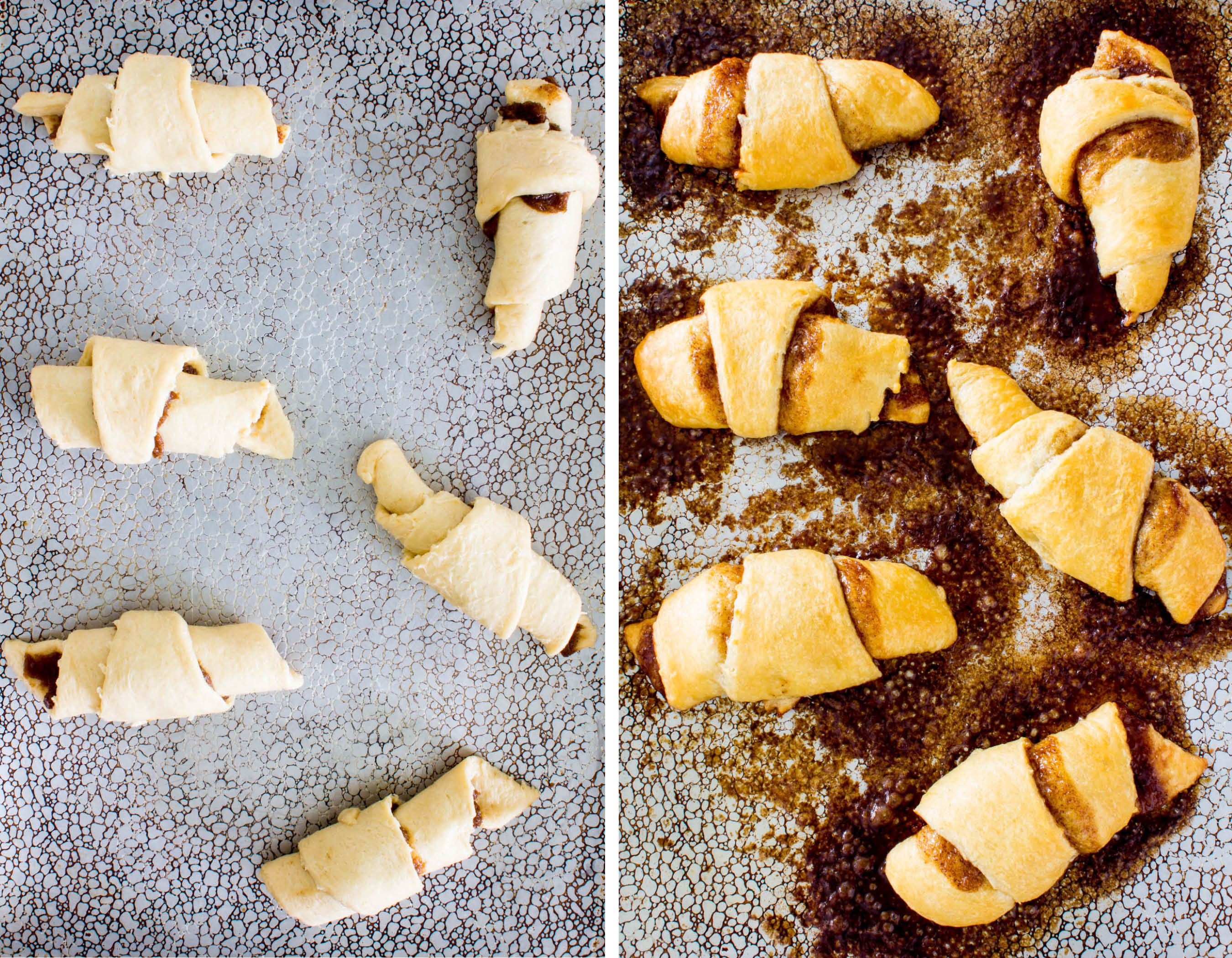 crescent cinnamon rolls | immaEATthat.com