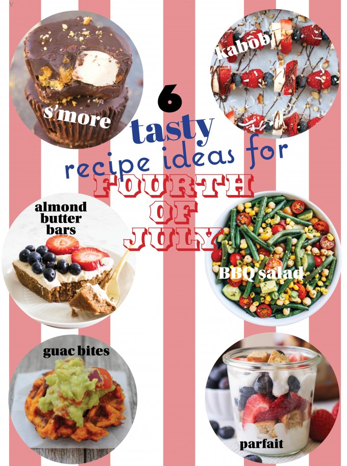 fourth of july recipe ideas! | immaEATthat