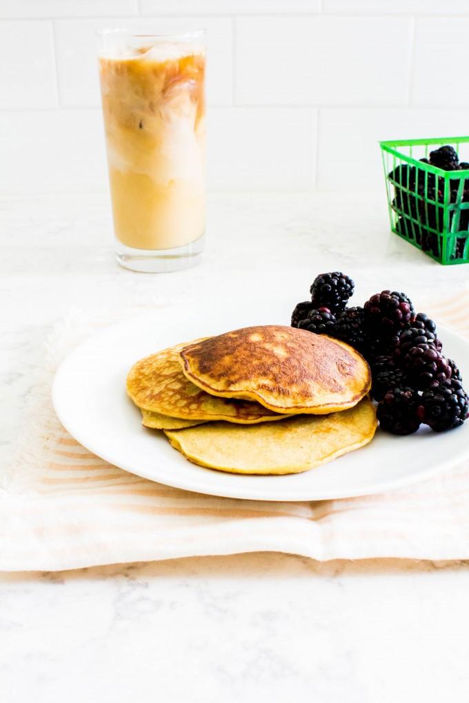 the best coconut flour pancakes   immaEATthat.com