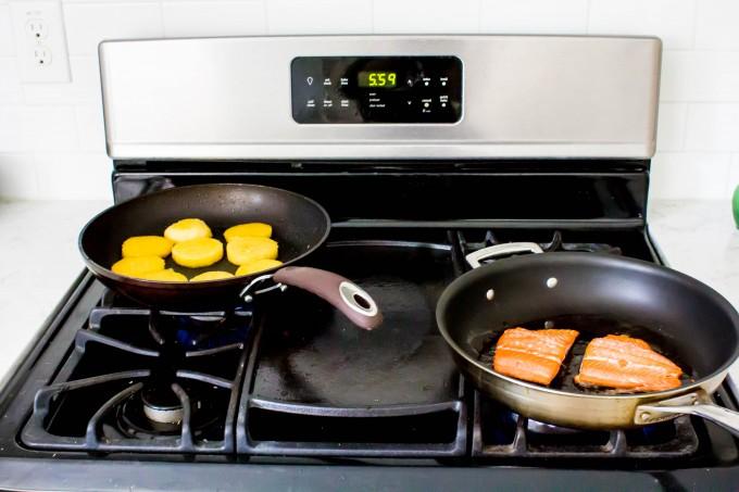 15 minute dinner idea | immaEATthat.com