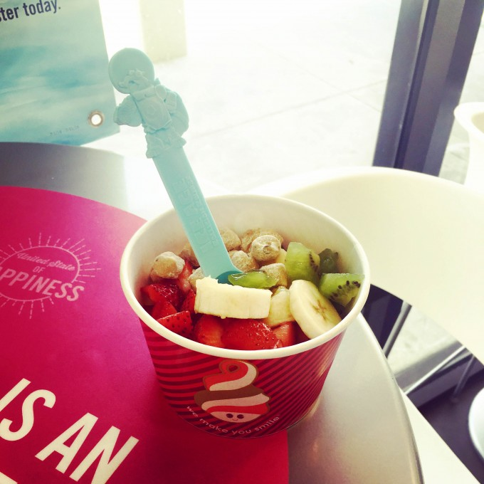 a froyo lunch   immaEATthat.com