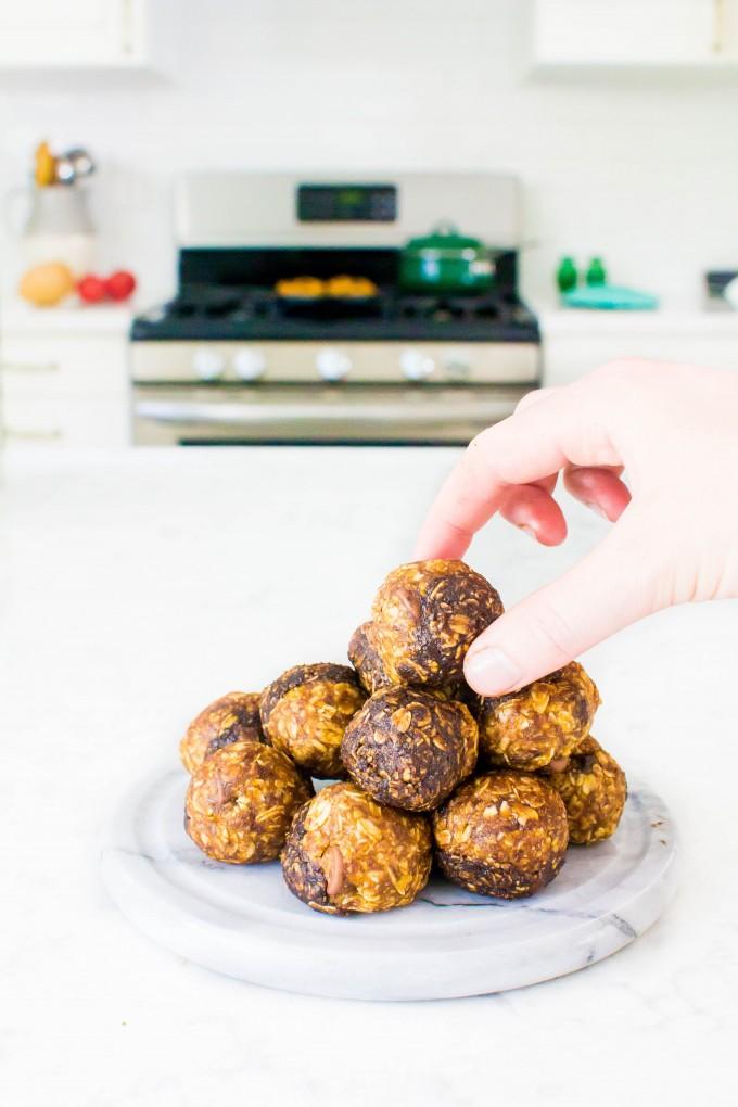no-bake brookies | immaEATthat.com