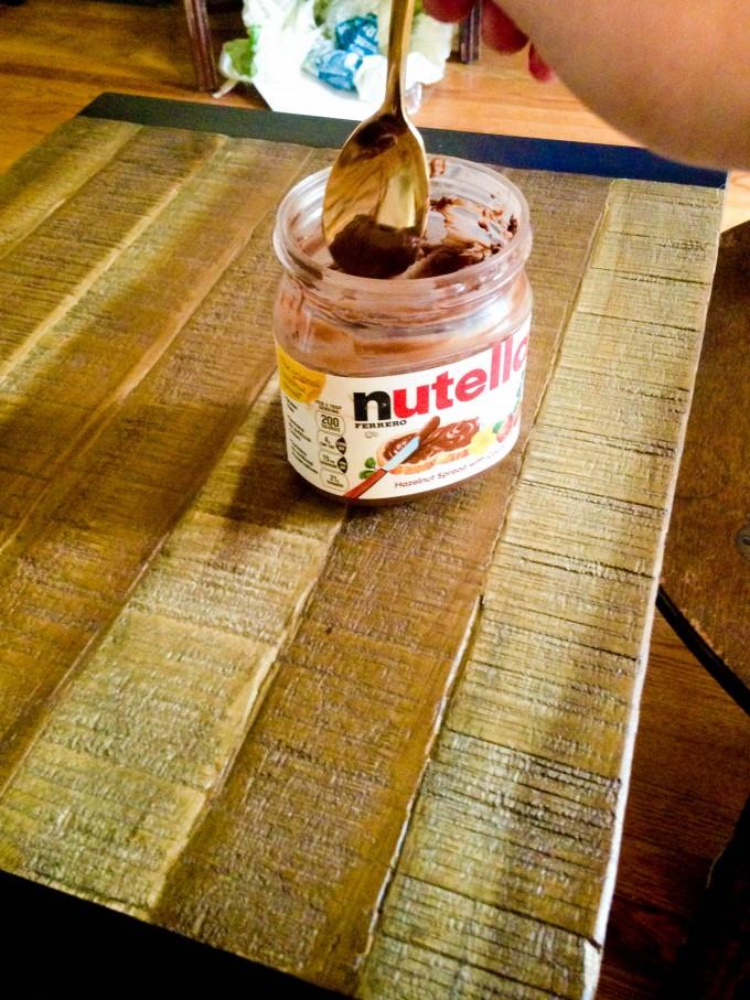nutella<3