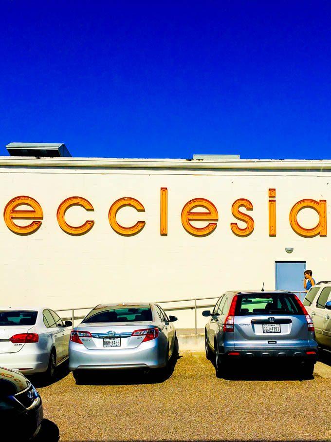 Ecclesia   Houston, TX