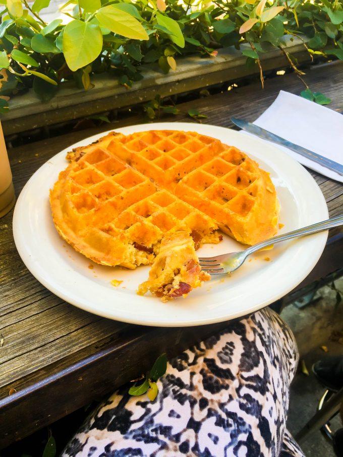 stuffed waffle | immaEATthat.com