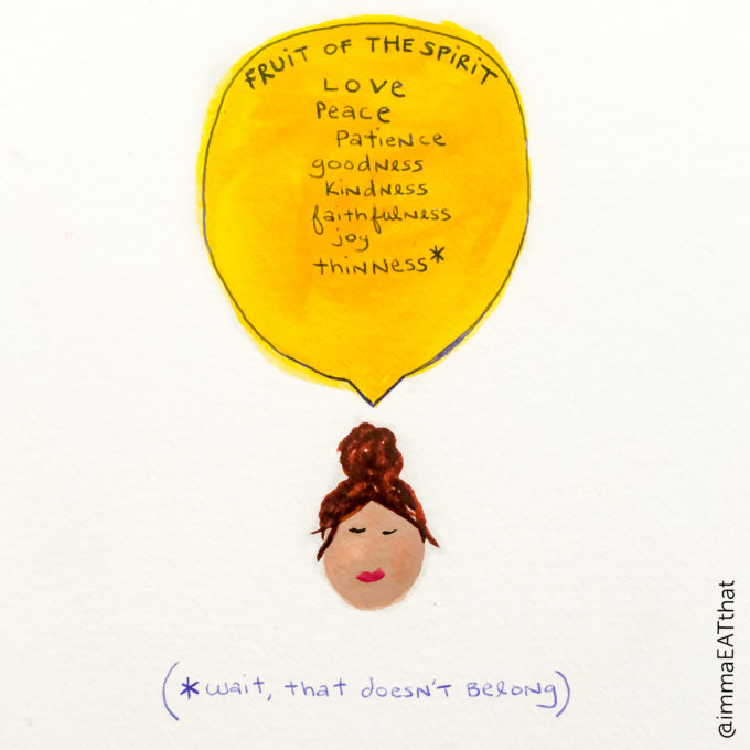 The Idol of Thinness