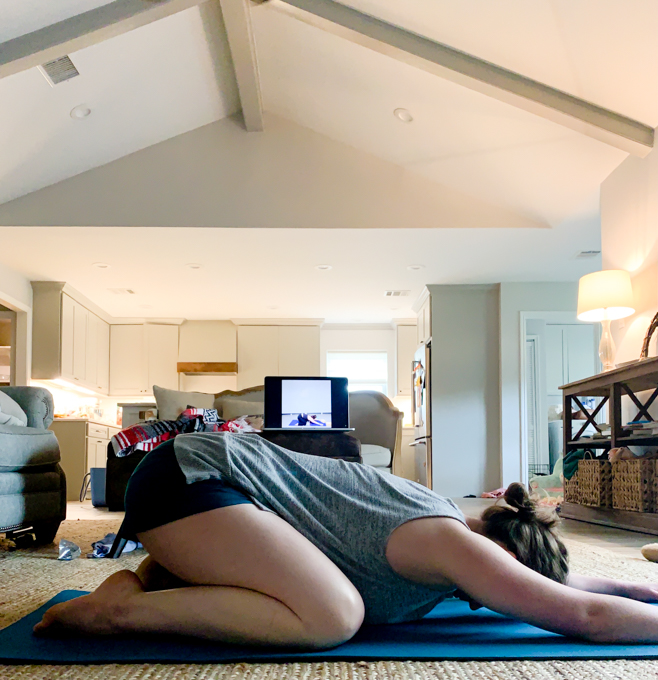 Embodied Yoga Practice for Disordered Eating with Angela Prior LCSW-S, RYT